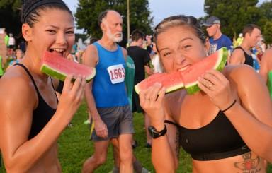Summer Sunrise Watermelon 5K Series, Race #4