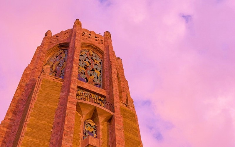 Bok Tower's 'Pink Day' shines a light on breast cancer research