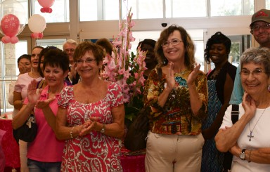 Fifth Annual Pampering Event