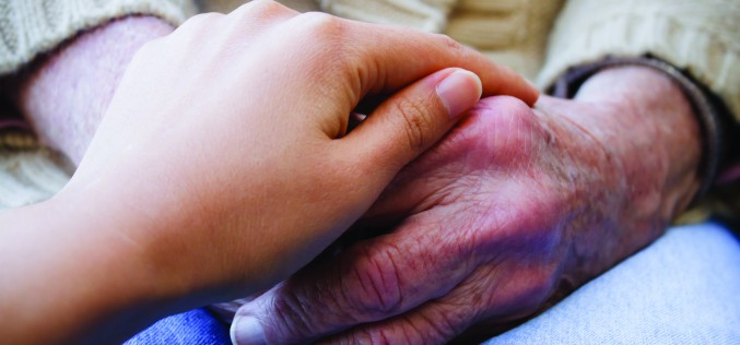 Say 'thank you' to the family caregiver