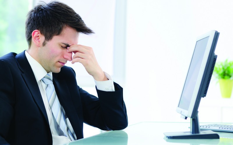 Seven work-related issues that may affect your health