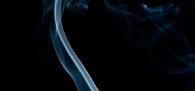 Not just blowing smoke