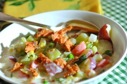 Healthy cook: Save your summer diet with canned salmon