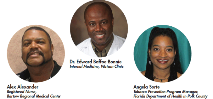Celebrating Black History Month with a look at local African-Americans in medicine