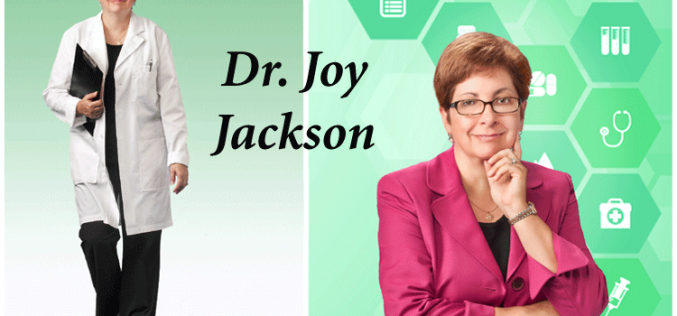 Medical Memoirs: Dr. Joy Jackson making a difference in the public's health