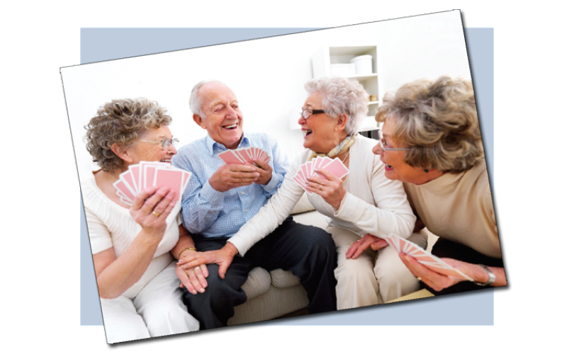 Prevention: Senior Circle helps retirees stay active