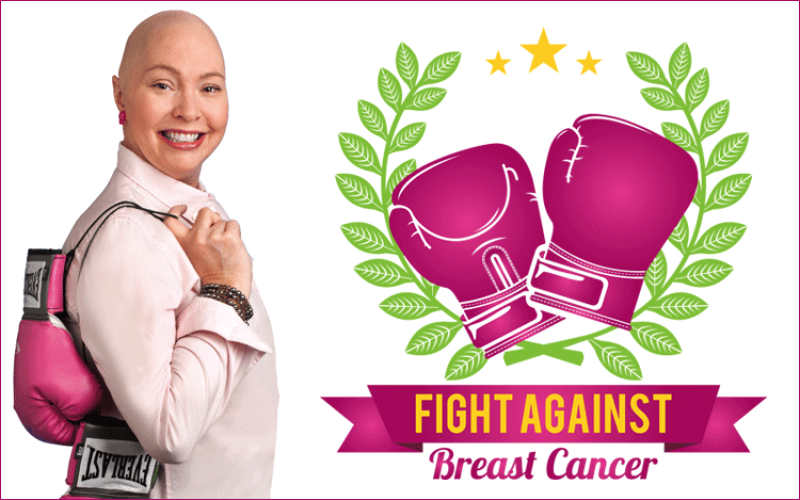 Samantha Haverty Wiemer shares the story of her fight against breast cancer