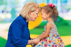 Growing young with grandchildren