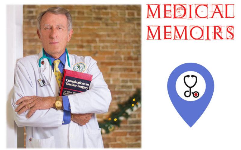Medical Memoirs: Dr. Donald Arey, Jr.