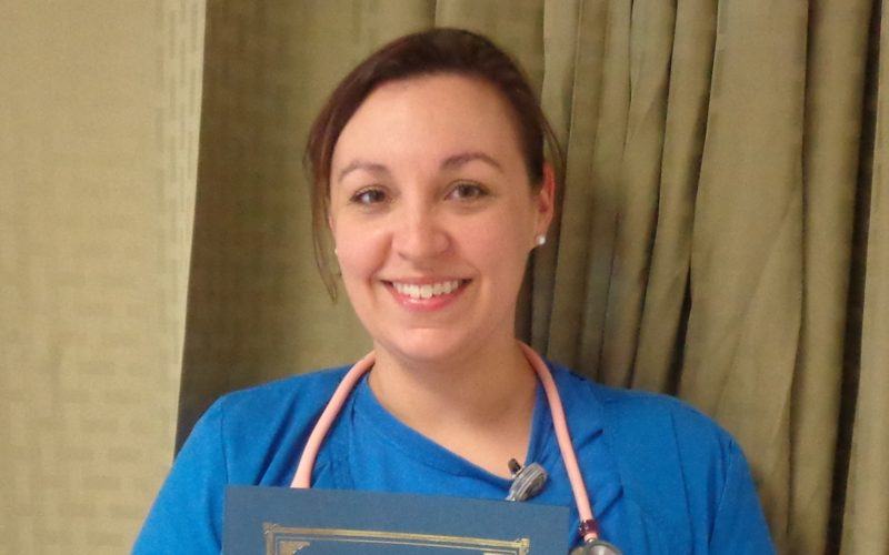 Q&A with Erin Brown, Emergency Room Nurse