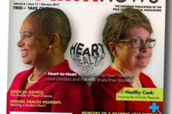 Coming in February:  Ladies in Red Edition Heart Health Edition