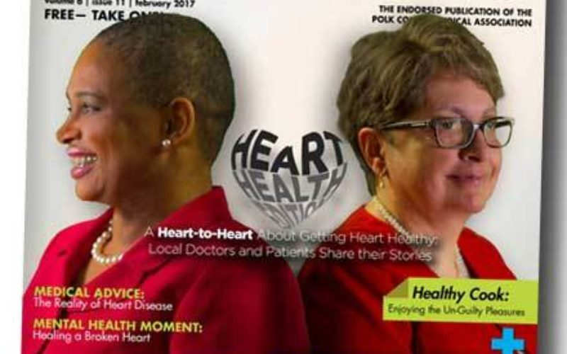Coming in February:Ladies in Red Edition Heart Health Edition