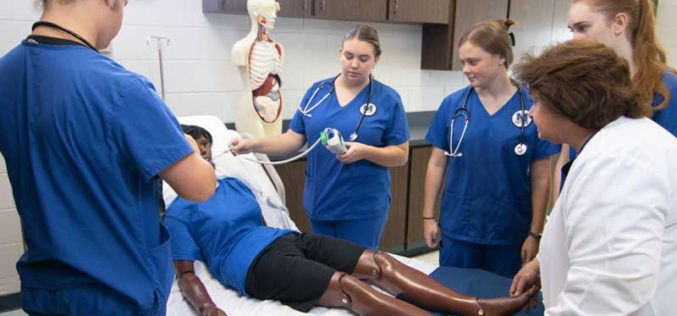 Local Medical Academies Preparing Students for Health Careers