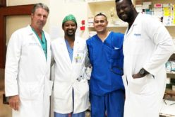 Local Medical Team Visits Kenya to Treat Patients with Heart Disease
