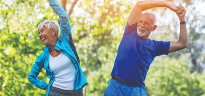 Staying Active During the Golden Years
