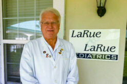 Medical Memoirs: Dr Eric LaRue