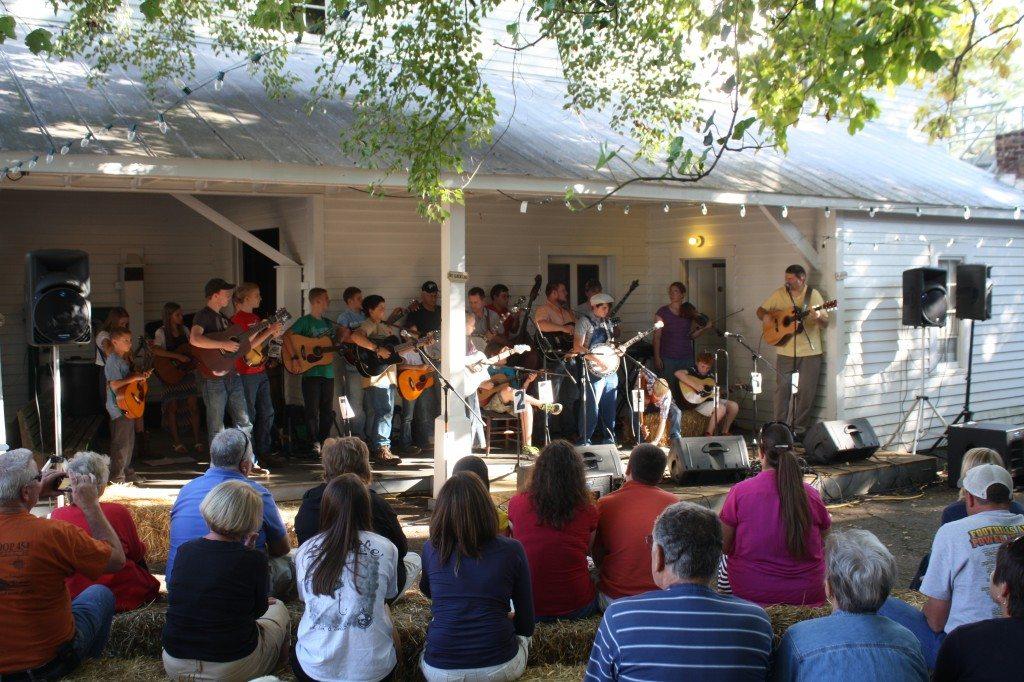 Murray's Mill Harvest Folk Festival