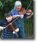 Fiddler Barbara