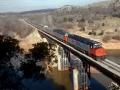 Amtrak_SDP40F_0525_Train_15_Gene_Autry_OK_12-29-74_