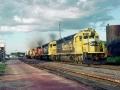 ATSF_5711_East_881_Train_Waynoka_OK_8-89