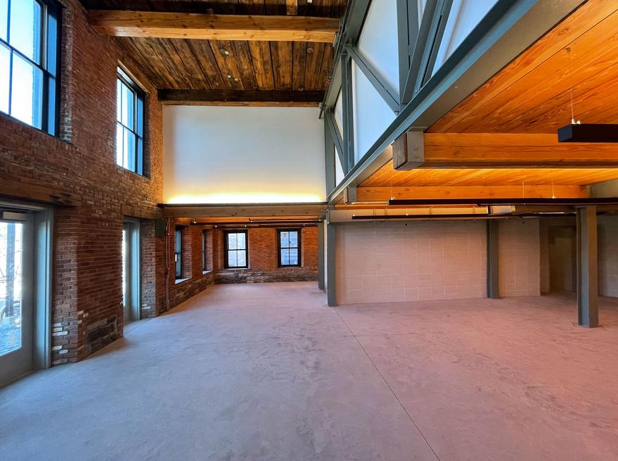 Foreland Interior