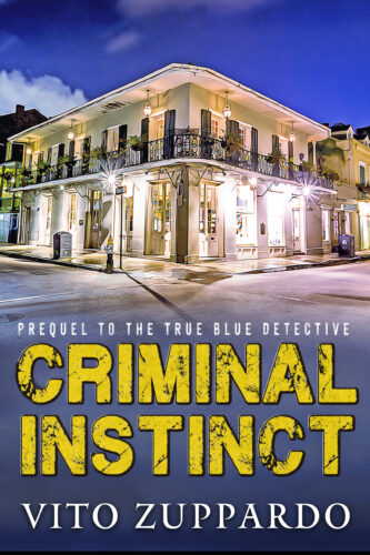 Criminal Instinct Book Cover