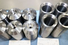 CNC turning, CNC lathe, hard turning, die cases