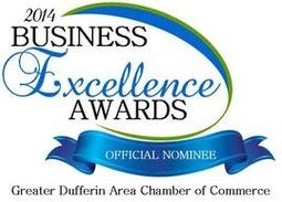 Skills trade business excellence award