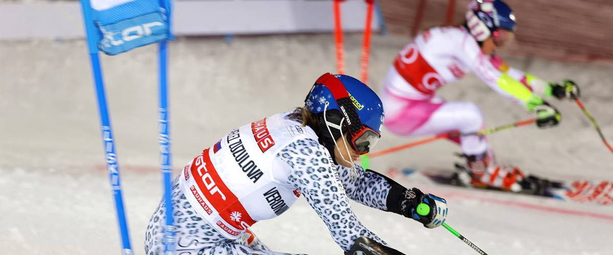 Bob Beattie young skiers