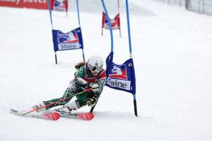 Womens ski race world pro tour