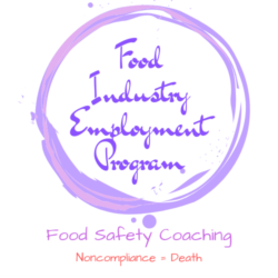 Food Industry Employment Program