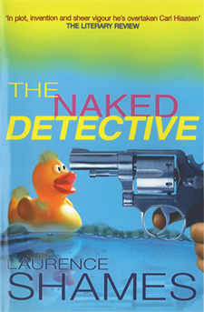 British First Edition the naked detective