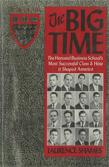the big time First edition
