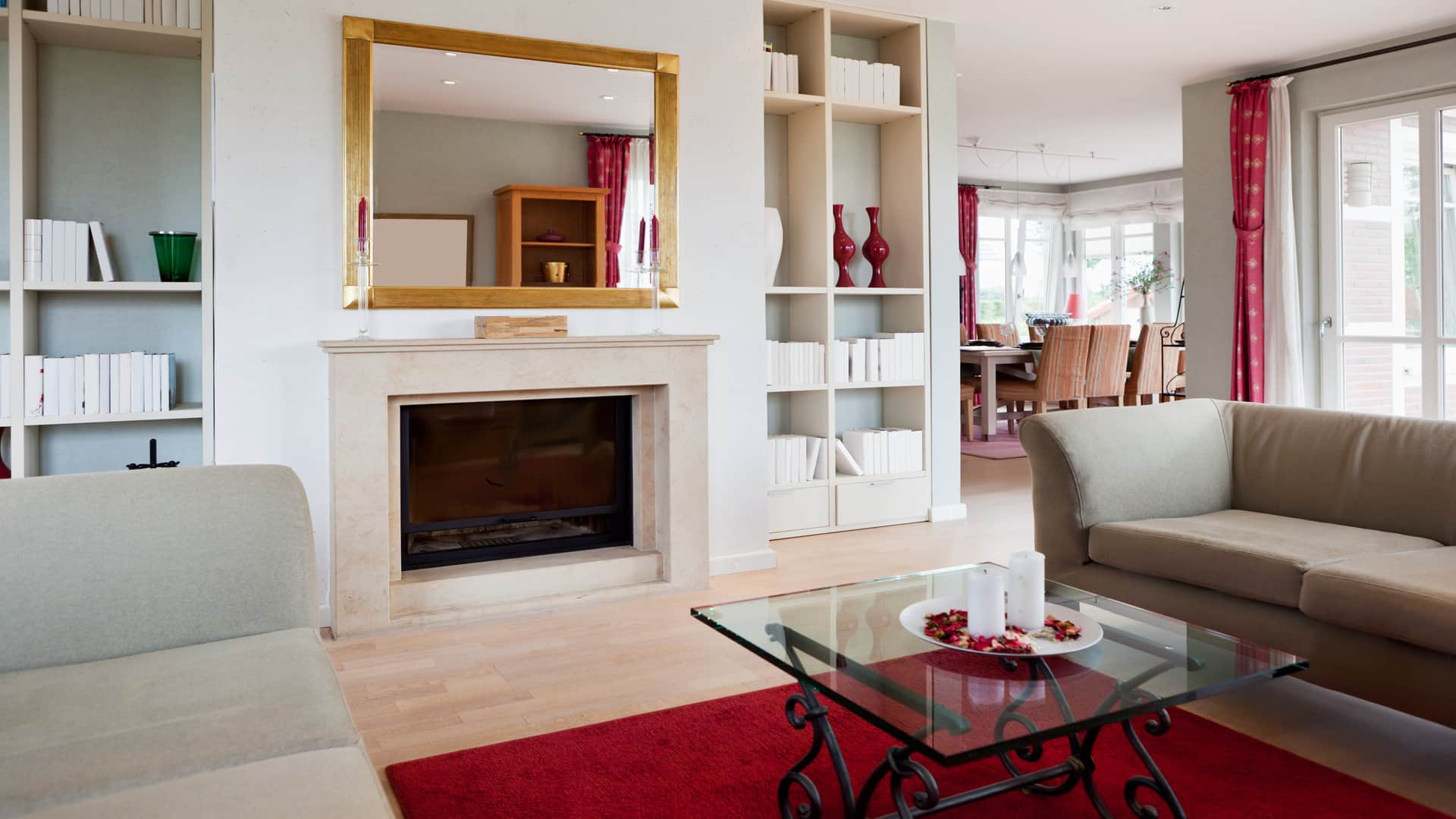 Marble Fireplaces (2)