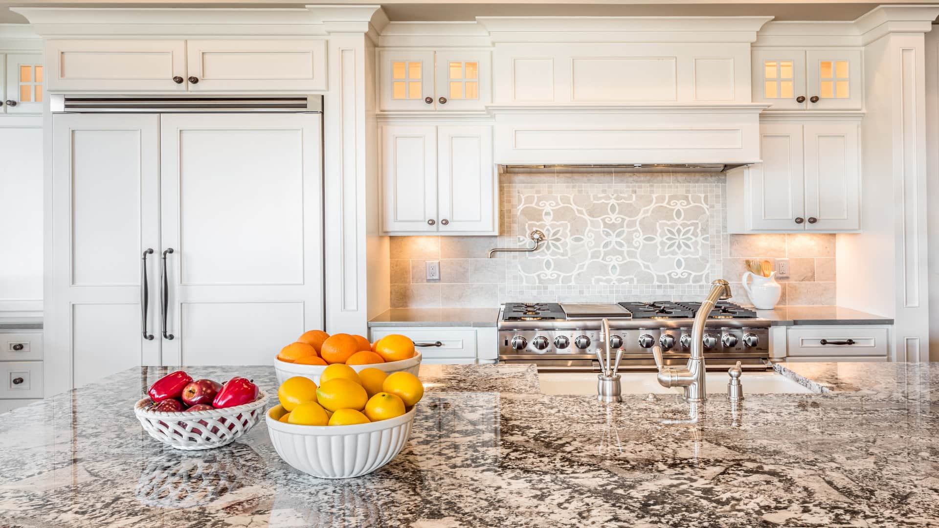 Marble Kitchen Worktops (2)
