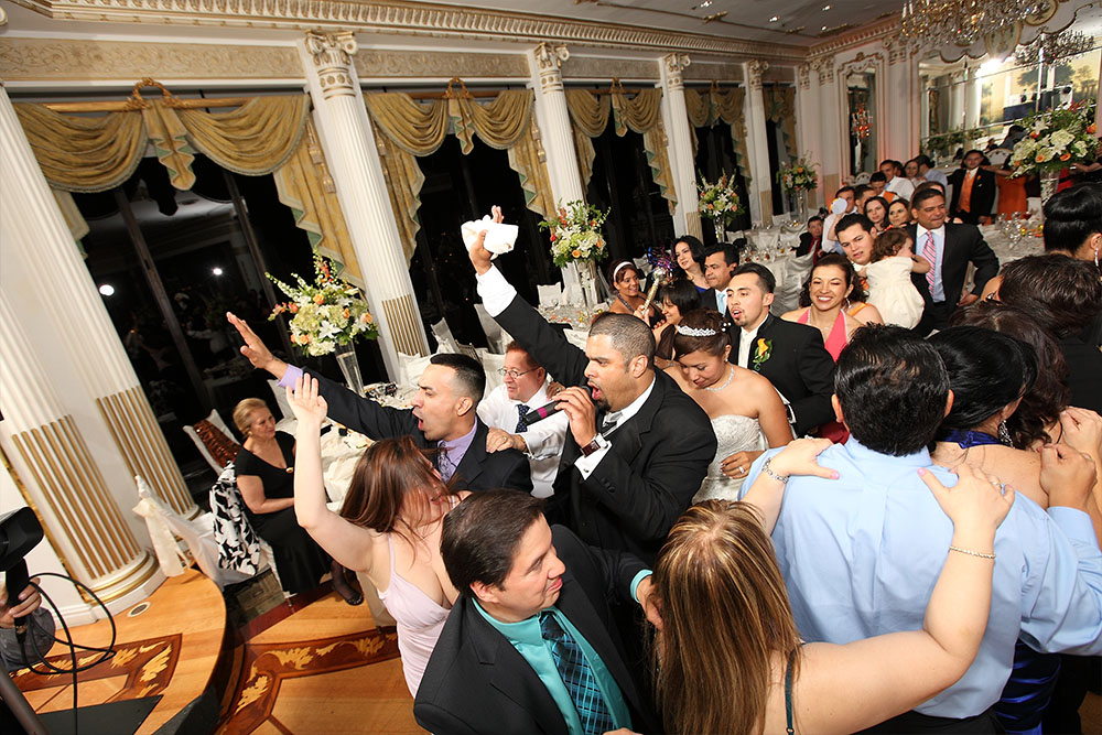 Wedding DJ Planning