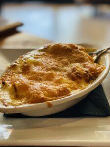 Keto cauliflower Mac and cheese The Grove Hobe Sound