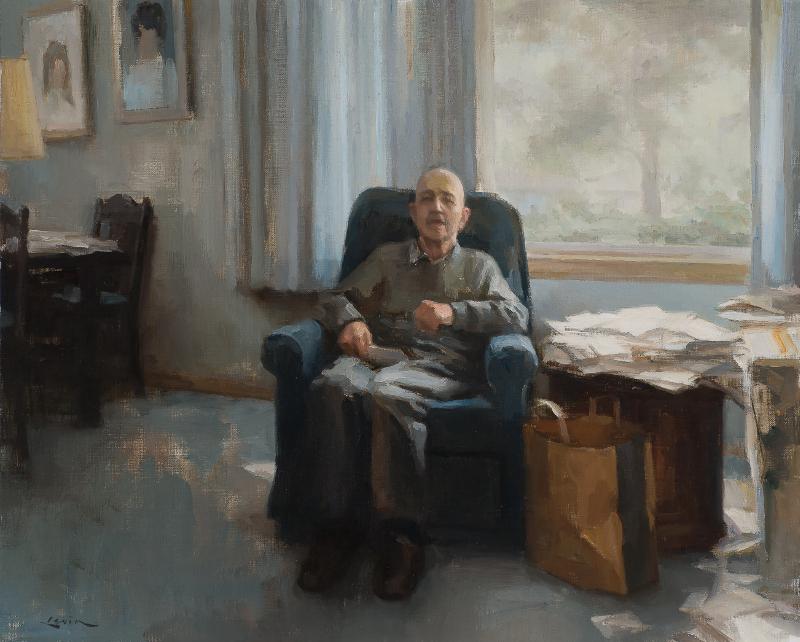 Father, Alzheimer's,