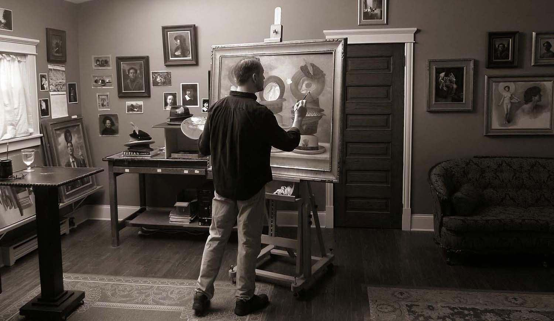Steve-Levin-Studio