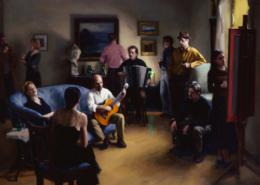Studio Party 24 x 32
