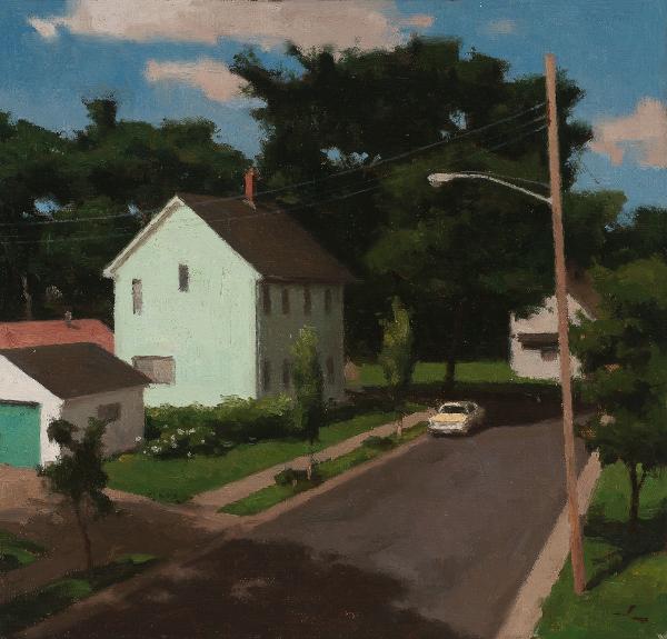 Sketch - house