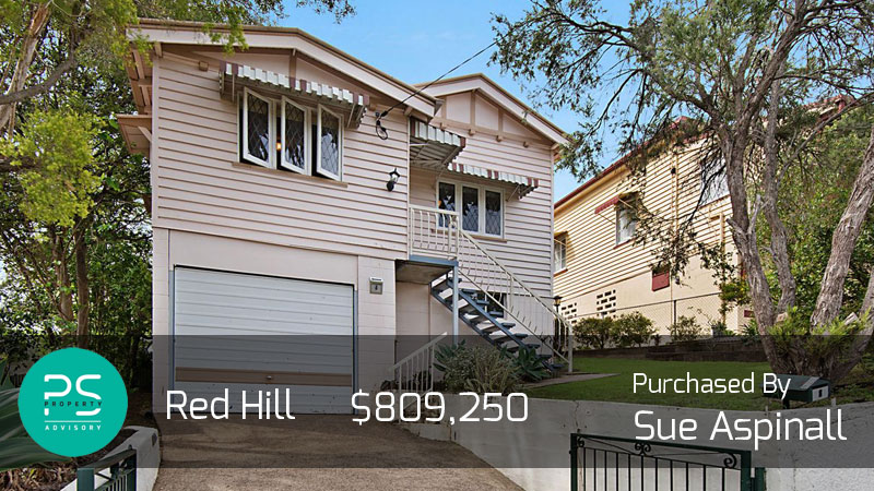 O'Connell St Red Hill