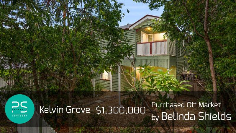 Crescent Rd Kelvin Grove