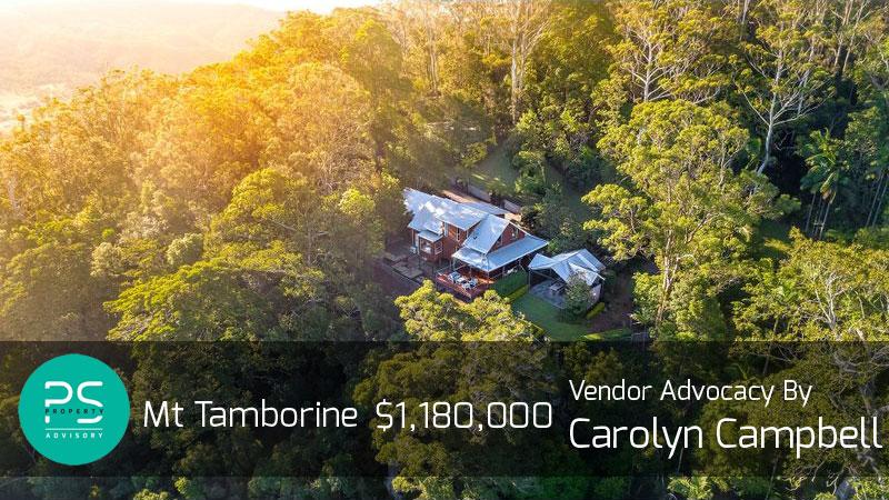 Lahey Lookout Rd Mt Tamborine