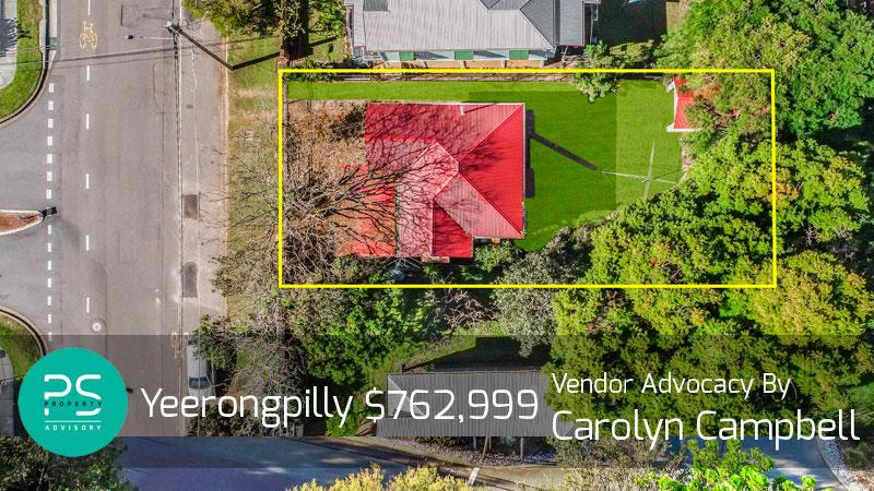 South St Yeerongpilly $762,000