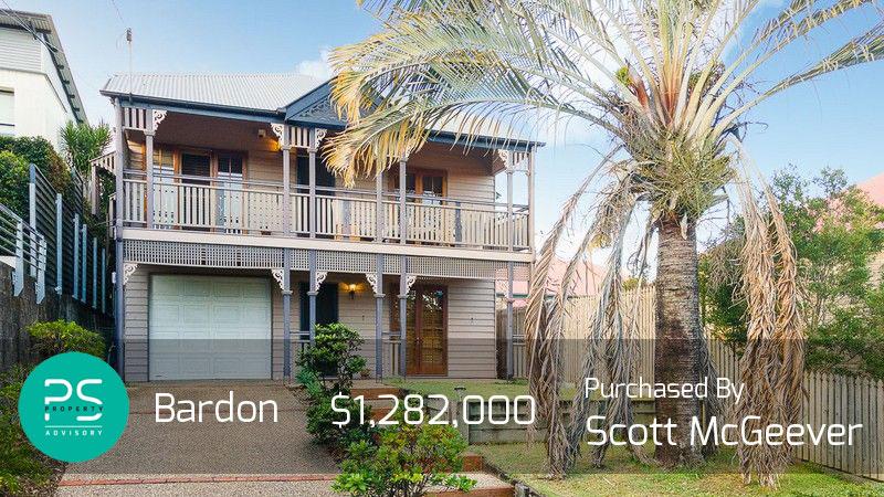 36 Greer St Bardon $1,282,000