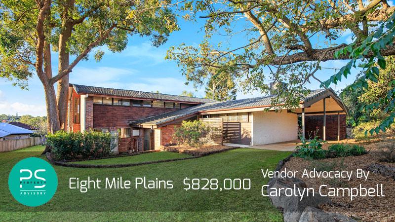 9 Silverbirch Close 8 Mile Plains $828,000