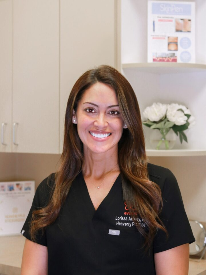 Meet Lorissa from Heavenly Plastic Surgery, Nurse Injector, Injectables, Botox Nurse, Botox, Fillers, Jeuveau, Versa, Orange County Medspa, Medspa, Dermal Fillers