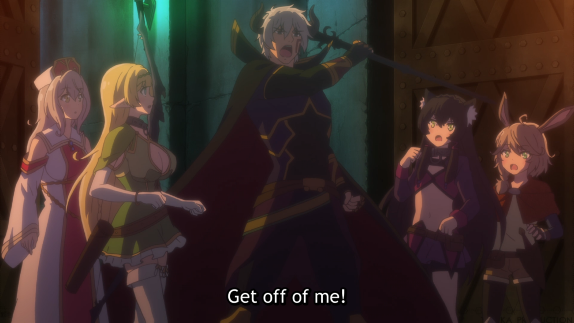 How Not to Summon A Demon Lord Ω Episode 4 Review