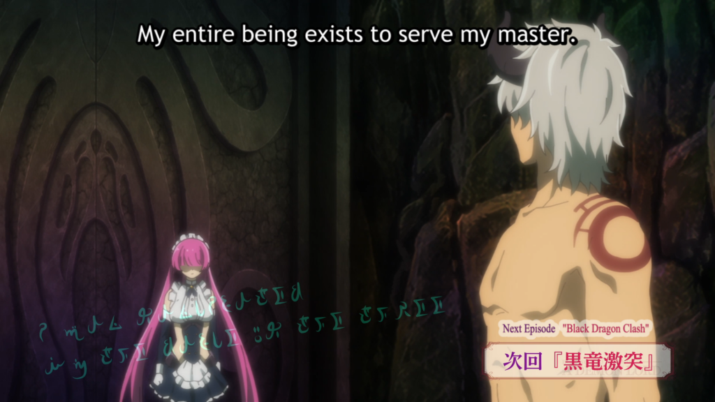 How Not to Summon A Demon Lord Ω - Diablo and a new female character
